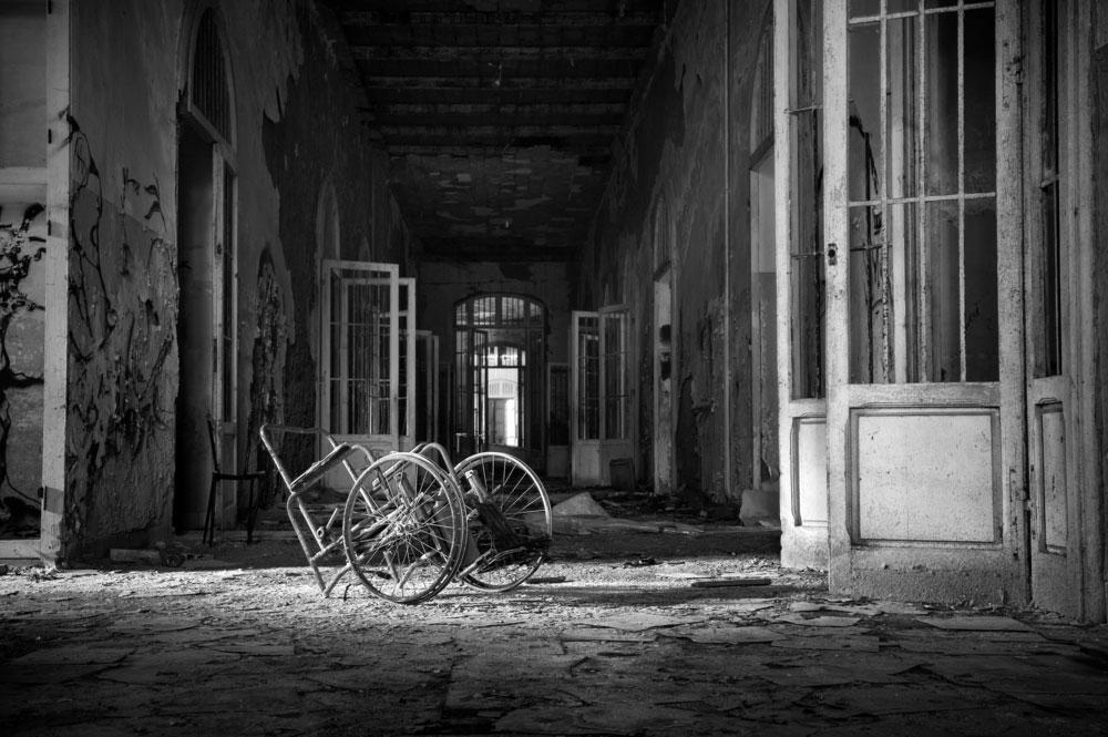 Asile psychiatrique Escape Game