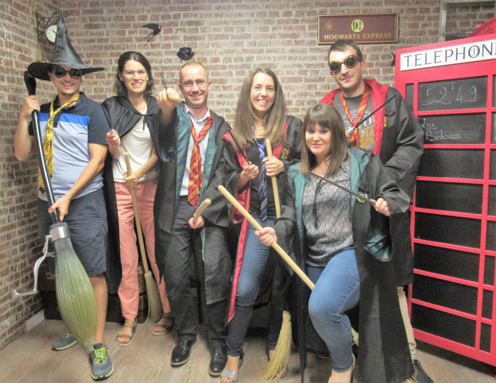Photo Finish Escape Game Harry Potter