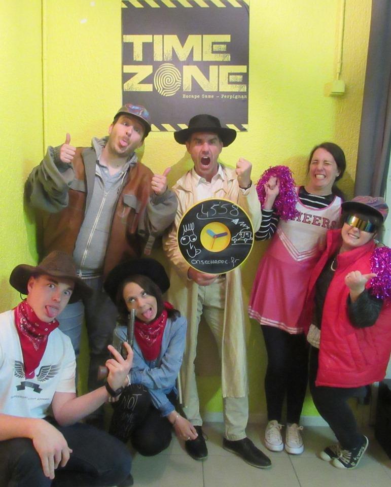 Time Zone - Retour vers le futur