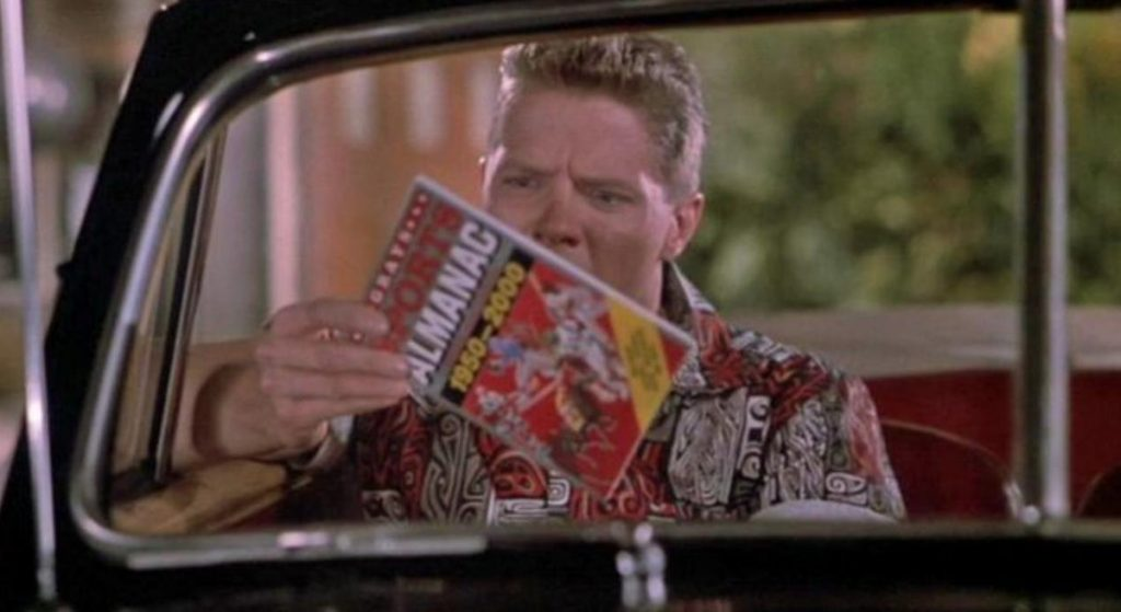 Biff Tannen et l'almanach