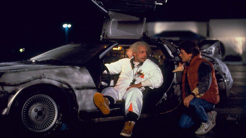 Doc et Marty - Retour vers le Futur