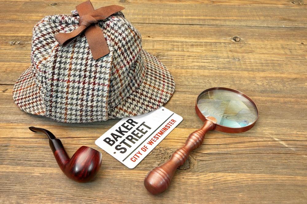 Escape Game Sherlock Holmes